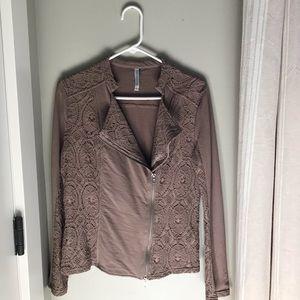 Lace blazer/jacket